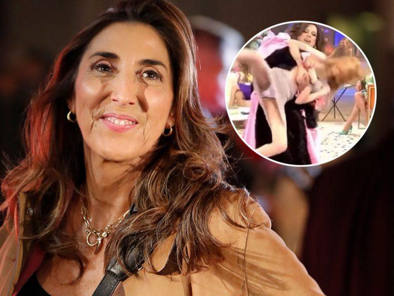 Paz Padilla la lía con su reto viral: una mofa a lo que le pasó a Alejandra Rubio