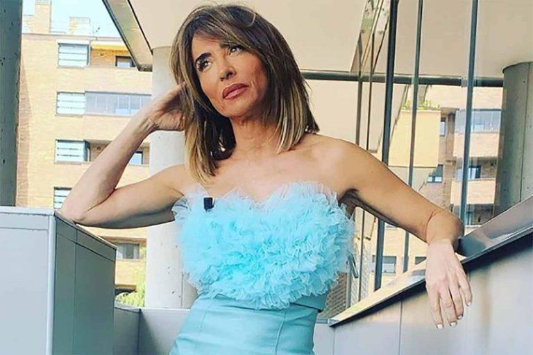 María Patiño tiene el top de crochet más bonito de Zara