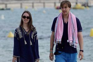 Alexandra de Hannover vive su verano del amor en Saint Tropez