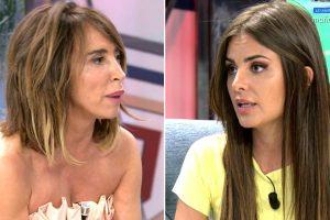 Alexia Rivas le deja claro a María Patiño cuál es su principal debilidad profesional