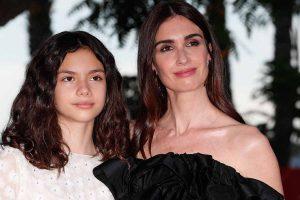 Ava Salazar, la hija de Paz Vega, la reina de la alfombra roja en Málaga
