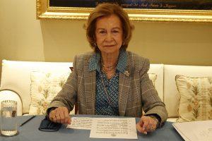De Grecia a España (pasando por Suiza): la Reina Sofía regresa a La Zarzuela tras sus viajes privados