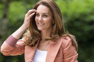 Kate Middleton, una duquesa perfecta con vaqueros y deportivas