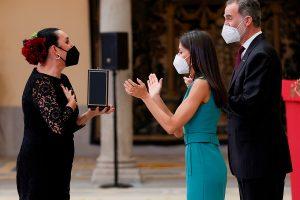 Actrices, chefs, bailaoras, músicos… Los Reyes entregan las Medallas de las Bellas Artes