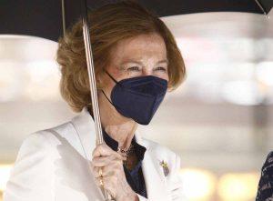 La Reina Sofía, imparable en su regreso a España, retoma su agenda y se va de concierto