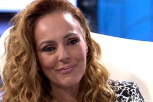 La reacción de Rocío Carrasco a la presencia de David Flores en la final de 'Supervivientes'