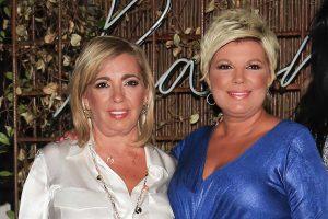 Carmen Borrego y Terelu Campos reaccionan a la victoria de Olga Moreno en 'Supervivientes'