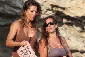 Anabel Pantoja y Nagore Robles ejercen de 'influencers' en unas vacaciones en Ibiza