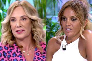 Belén Rodríguez y Marta López, al límite, ponen fin a su amistad