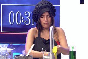 Chabelita se derrumba en 'La última cena' al recordar a Isabel Pantoja: «La cosa está mal»