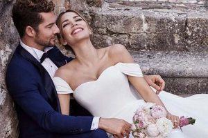 El precioso e inédito vídeo con el que David Bisbal y Rosanna Zanetti celebran su tercer aniversario de bodas