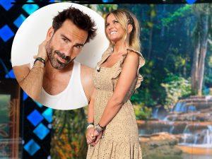 Manuel Zamorano convierte a Marta López en toda una princesa gracias a este elegante moño