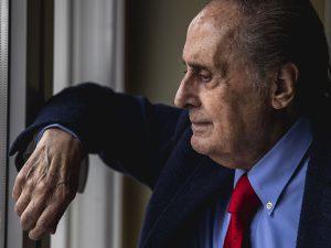 Jaime Peñafiel confiesa con dolor su soledad tras la muerte de Tico Medina