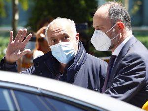 José Luis Moreno se libra de la cárcel al pagar la fianza de 3 millones con sus propiedades