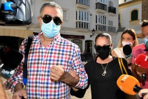 Isabel Pantoja acude a declarar como testigo acompañada de su hermano, Agustín Pantoja