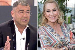 Jorge Javier Vázquez, dolido con Rosa Benito: «Nos tratas con desprecio»