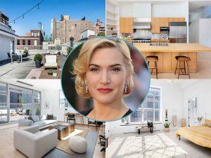 Kate Winslet vende esta impresionante mansión en Nueva York por 4,3 millones de euros