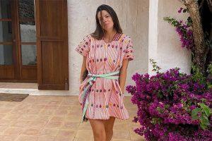 Laura Matamoros presume de barriguita de embarazada en plenas vacaciones