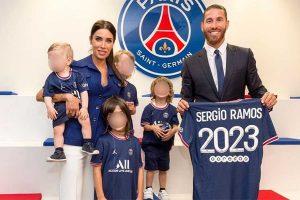 Pilar Rubio se enfrenta a su reto más complicado tras el fichaje de Sergio Ramos por el Paris Saint Germain