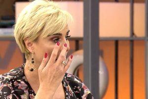 Ana María Aldón recuerda con dolor su época más dura: «Yo no quería vivir»