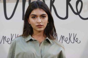 El look más salvaje de Lucía Rivera para triunfar en las noches de verano