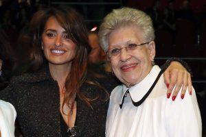 La carta de despedida de Penélope Cruz a Pilar Bardem: «No se puede soñar una suegra mejor»