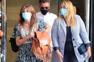 Los looks de Carlota Corredera y Gema López para declarar ante el juez