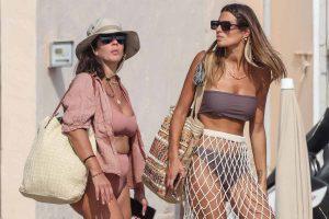 Anabel Pantoja, Nagore Robles y Susana Molina, así visten en la playa