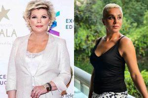 El cabreo de Terelu Campos con Ana María Aldón como protagonista