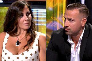 'Supervivientes': El tenso encontronazo entre Anabel Pantoja y Rafa Mora por Omar Sánchez