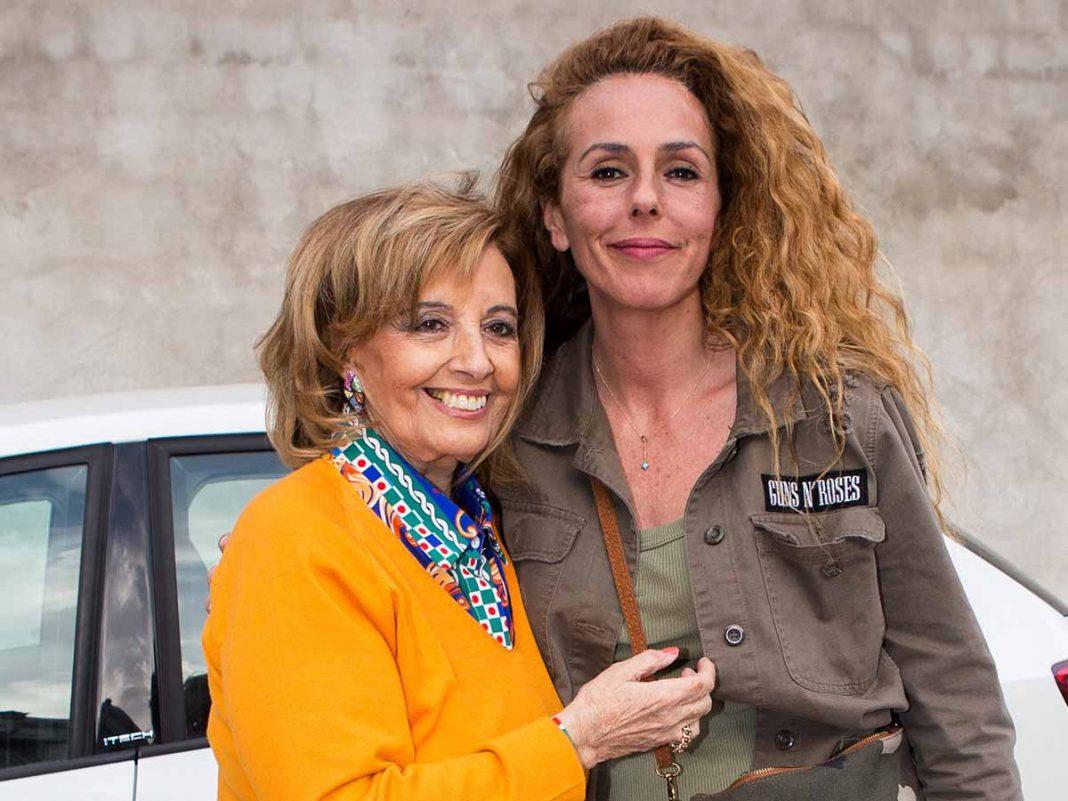 Rocío Carrasco María Teresa Campos