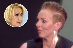 Rocío Carrasco responde a Rosa Benito en su debut en 'Sálvame': «Me bufa lo que diga»