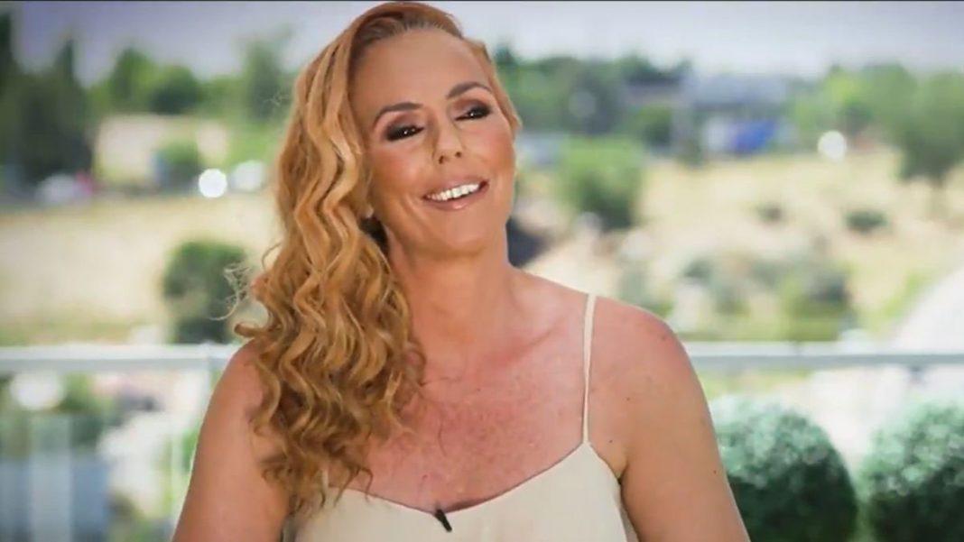 Rocío Carrasco graba su docuserie