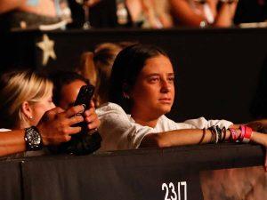 El paso más arriesgado de Victoria Federica visto hasta ahora en un concierto