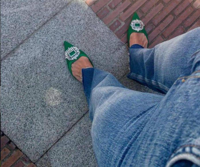 Los zapatos de Tamara Falcó