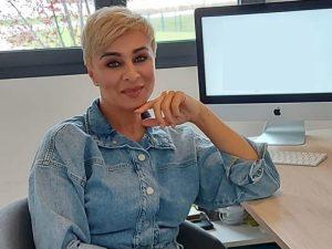 Ana María Aldón se adelanta al otoño con el estampado más en tendencia