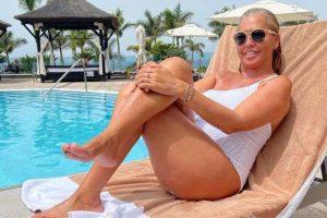 Belén Esteban disfruta de «las cosas buenas de la vida» en su paraíso particular