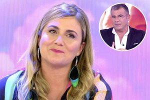 El consejo de Jorge Javier Vázquez a Carlota Corredera para superar la «tormenta» de 'Sálvame'