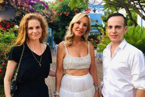 Así ha sido la espectacular fiesta del 73º cumpleaños de Carmen Lomana en Marbella