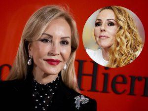 """Carmen Lomana, muy dura contra Rocío Carrasco: """"Es un negocio, luego fregarán el suelo con ella"""""""