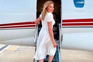 Ana Obregón tiene la maleta perfecta para las vacaciones