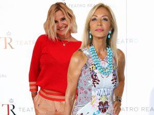 Eugenia Martínez de Irujo y Carmen Lomana comparten las sandalias más bonitas del momento