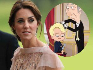 'The Prince', la serie cargada de humor negro sobre el príncipe George que horroriza al príncipe Guillermo y Kate Middleton