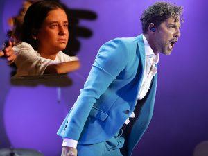Victoria Federica, de fiesta con otros famosos al son de David Bisbal en Marbella