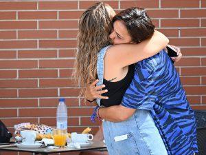 Así apoyan Rocío Flores y David a Olga Moreno en su tienda tras ser víctima de un boicot