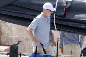 El Rey Felipe VI sale a navegar tras su llegada a Palma de Mallorca