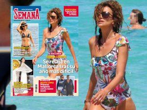 En SEMANA, Gema López se relaja en Mallorca tras su año más difícil