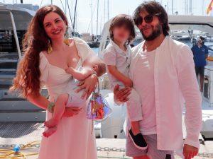 Joaquín Cortés vive su verano más idílico en Palma y siguiendo los pasos del Rey Felipe
