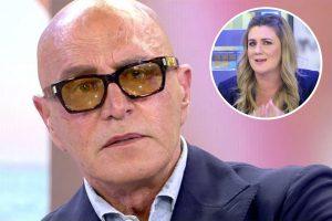 Kiko Matamoros culpa a Carlota Corredera de los malos datos de audiencia 'Sálvame'