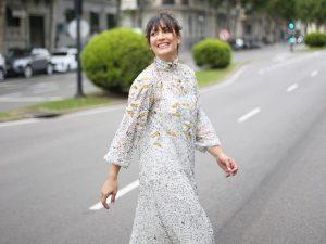 Nagore Robles se va de celebración con el look más veraniego y bonito (aunque falla en el calzado)